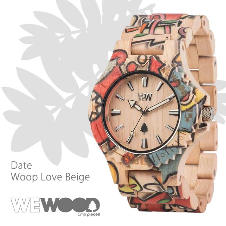 WEWOOD 9818120 DATE WOOP LOVE BEIGE