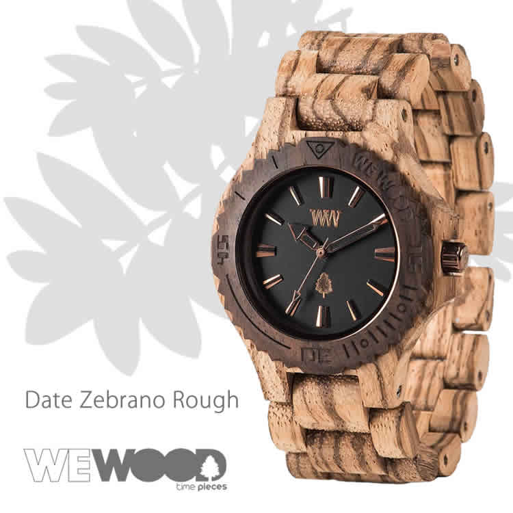 WEWOOD 9818119 DATE ZEBRANO ROUGH