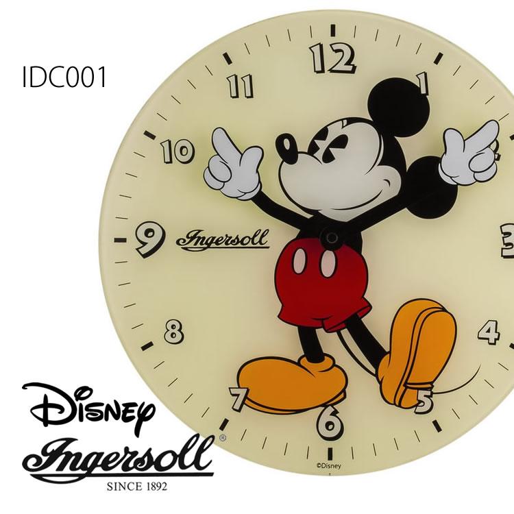Ingersoll Disney WALL CLOCK
