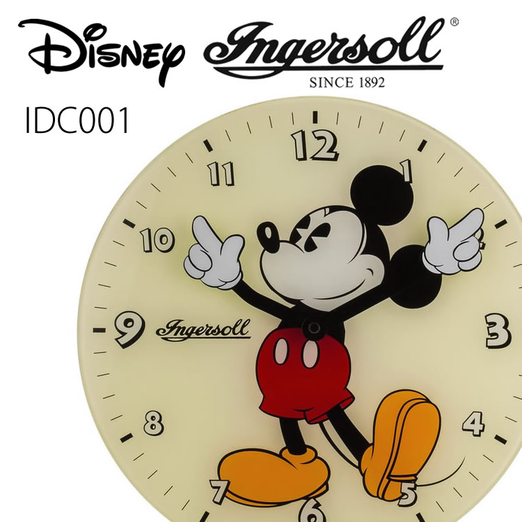 Ingersoll Disney IDC001