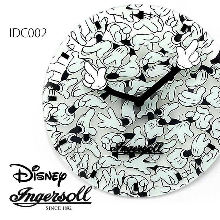 Ingersoll Disney WALL CLOCK