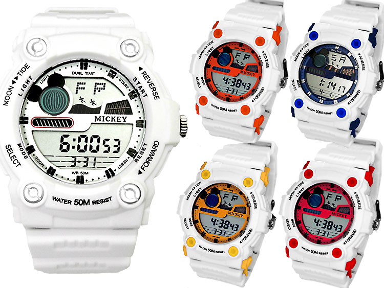 ディズニー ミッキー/ディズニー ・腕時計