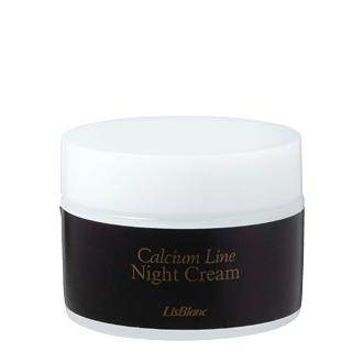 リスブラン カルシウム薬用ナイトクリーム