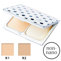 Nanopowder foundation set non-for 24h