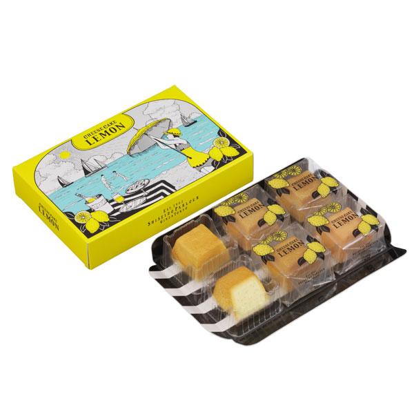 夏のチーズケーキ「レモン」6個入 に対する画像結果