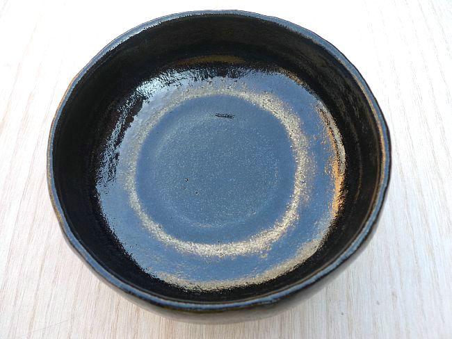 黒平楽茶碗