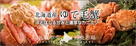 北海道 蟹 毛ガニ