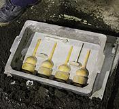 生型鋳造工程1
