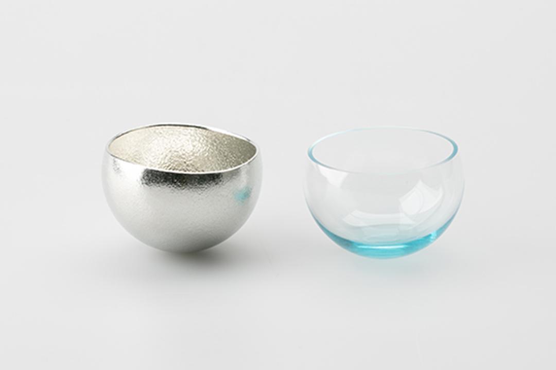 能作×富山ガラス工房 Kuzushi-Yure小セット
