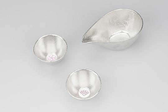 吉祥桜酒器セット 16,092円(税込)