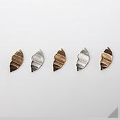 箸置-木の葉 2ヶ入