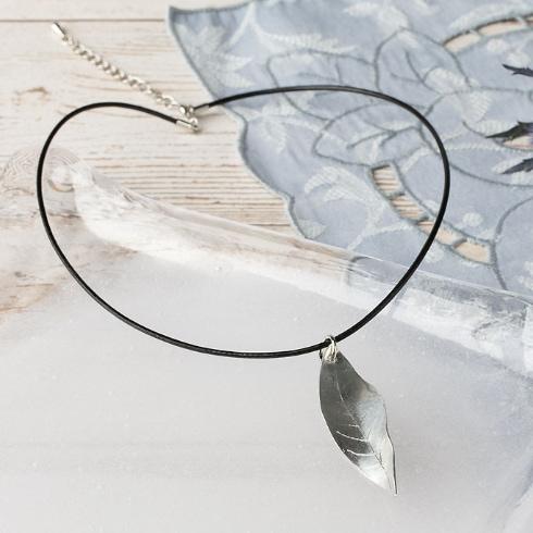 錫の葉アクセサリーキット