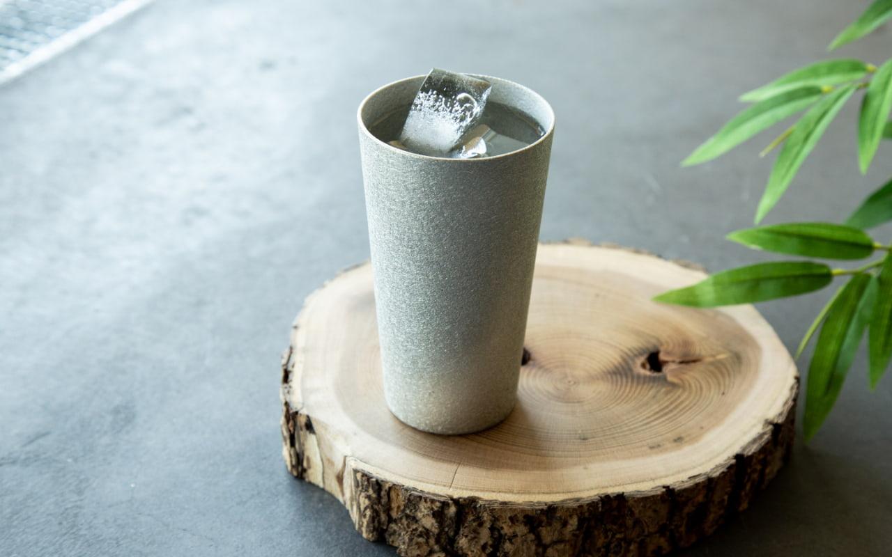 ビアカップ -氷割