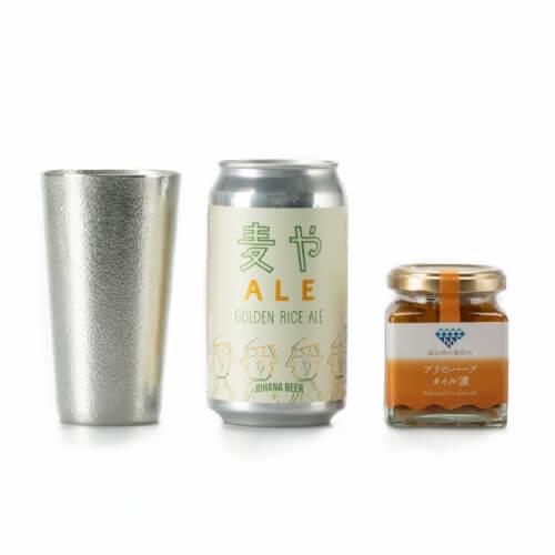 城端麦酒×能作 城端ビールお試しセット