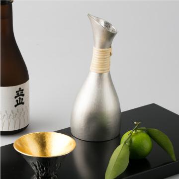 錫徳利-龍