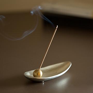 香の器セット - 笹