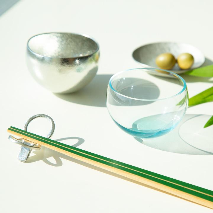 能作×富山ガラス工房 Kuzushi-Yure-小セット