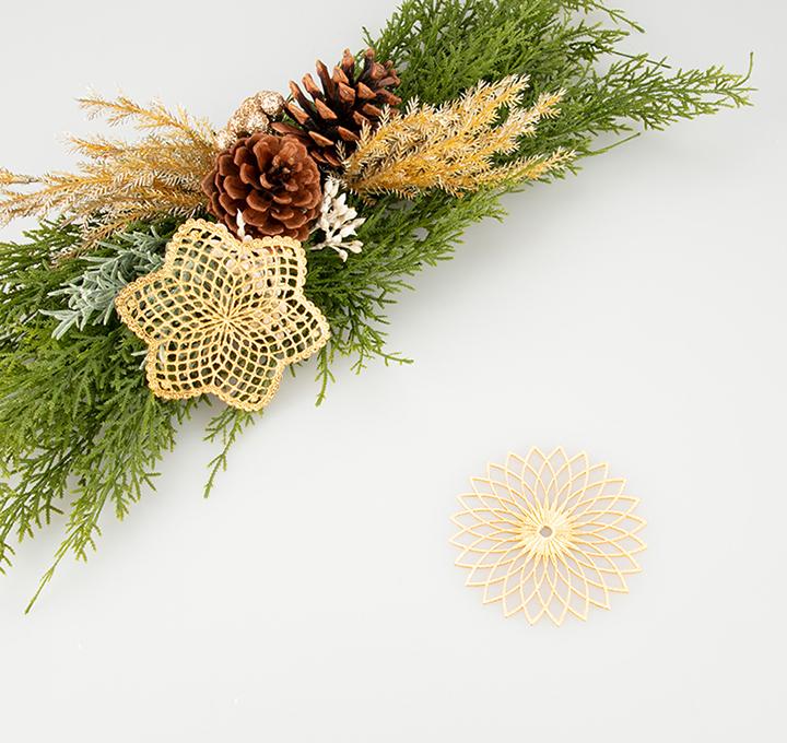 おしゃれに楽しむクリスマスツリーのオーナメント