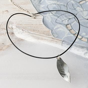錫のネックレスキット