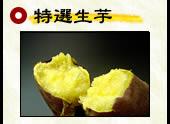 特選生芋(サツマイモ)