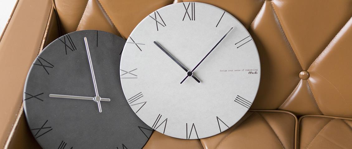 壁掛け時計 EcoRoma