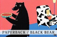 PAPERBACK/BLACK BEAR