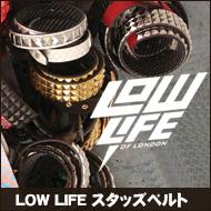 LOWLIFE/ローライフ スタッズベルト