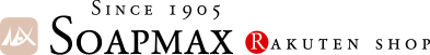 明治38年創業 石鹸製造メーカー直営ショップ マックス石鹸 楽天市場店