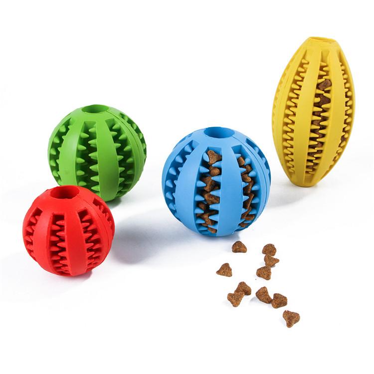 犬用おもちゃ 犬 噛むおもちゃ 歯磨きボール 犬用おもちゃ 歯のクリーニングボール ペットおもちゃ 餌入り可能 知育玩具 おやつボール ストレス解消 運動不足解消 IQトレーニングボール 丈夫 耐久性 大型犬 犬遊び用