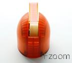 テープカッター/HANNIBAL(ハンニバル)/オレンジ/特徴画像