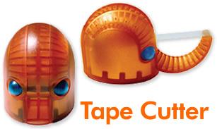 テープカッター/HANNIBAL(ハンニバル)/オレンジ/イメージ画像