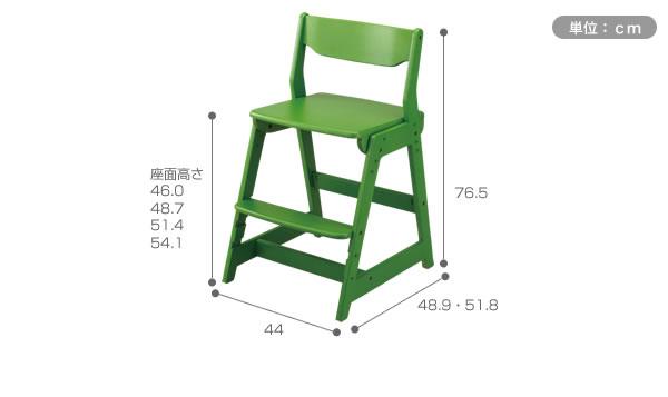 ロロック/木製チェア/KM66サイズ