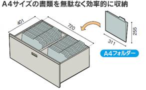 シンラインキャビネットシリーズ 特長6