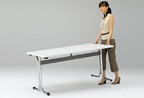 食堂テーブル TKEシリーズ 特長2