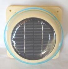 ソーラー換気扇 一体型