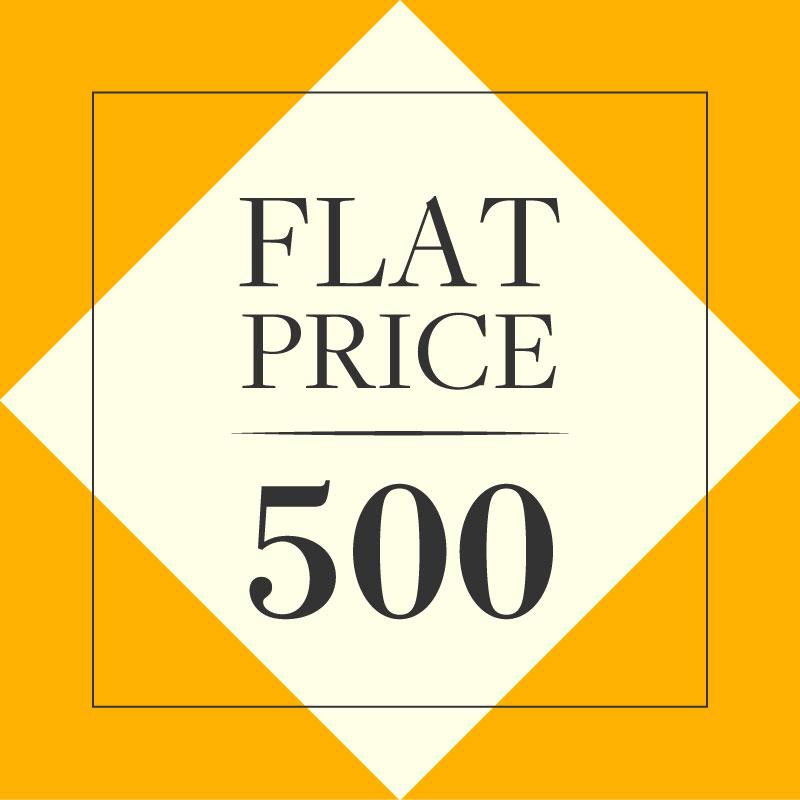 500円均一クリアランス商品一覧