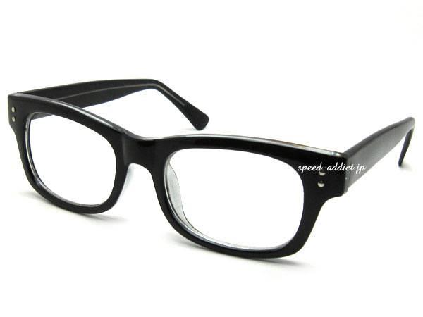 WELLINGTON BIKER SHADE BLACK ×   CLEAR