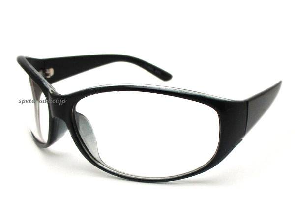 BIKER SHADE WIND GUARD BLACK × CLEAR