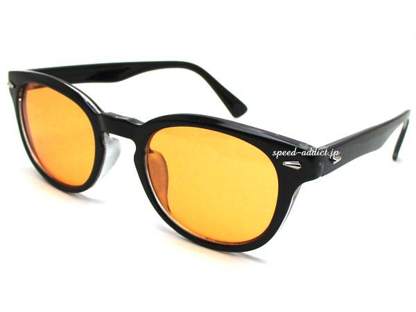 OLD BOSTON SUNGLASS クロエキス × ORANGE