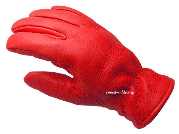 CHURCHILL GLOVE RED