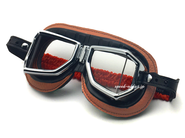 CLIMAX 513S 4眼 GOGGLE BROWN × CHROME