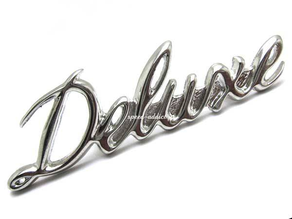 Nice!Motorcycle Deluxe EMBLEM SMALL