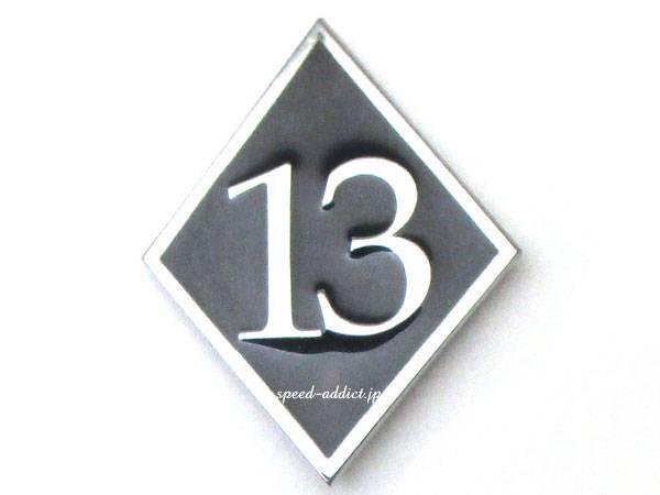 13 PINS