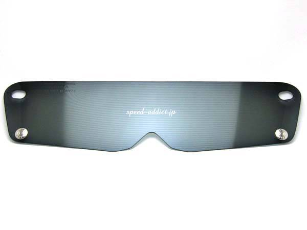 BOB HEATH VISORS SIMPSON M30 SHIELD SMOKE