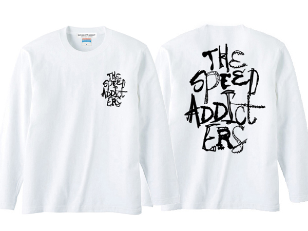 SPEED ADDICTERS L/S T-shirt