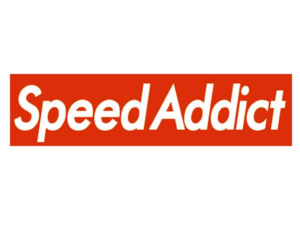 SPEED ADDICT BOX LOGO T-SHIRT