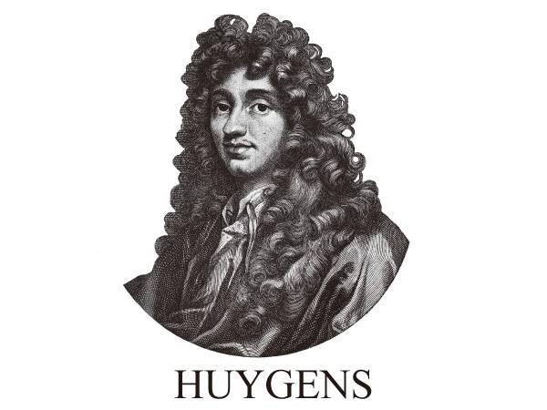 CHRISTIAAN HUYGENS T-SHIRT