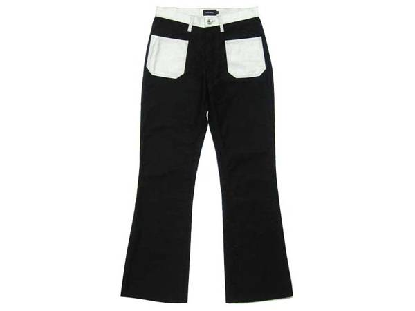 MONOTONE BELLBOTTOMS