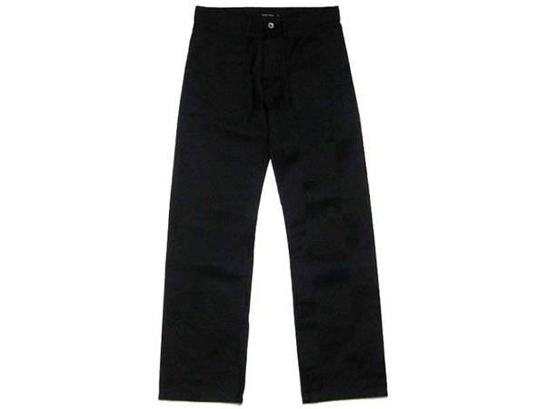 CHECKER PANTS BLACK×BLACK