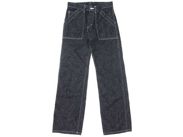 セルビッチ付 10oz DENIM BAKER PANTS